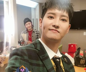 minhyuk, block b, and b-bomb image