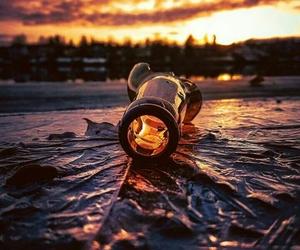 amazing, autumn, and bottle image