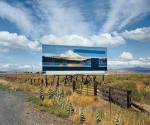 landscape, stephen shore, and place image