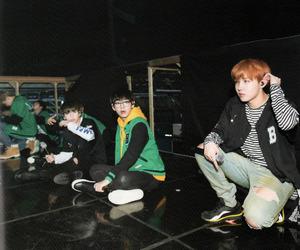 bangtan boys, kim taehyung, and park jimin image