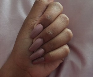 nails, Nude, and goals image