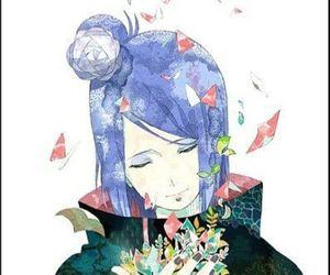 akatsuki and konan image