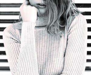 black white, lips, and photo image
