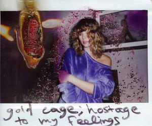 Taylor Swift, Reputation, and polaroid image