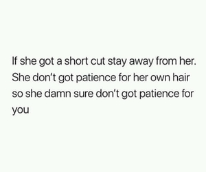 cut, girl, and hair image