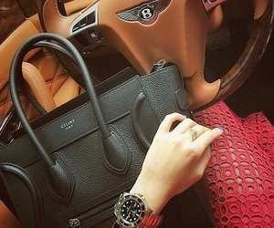 Bentley, celine, and luxurious image
