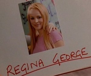 regina george, mean girls, and movie image