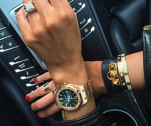 cartier, hermes, and watch image