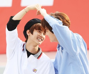 Q, the boyz, and younghoon image