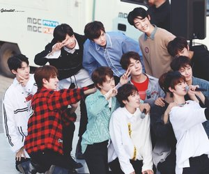 kpop, predebut, and the boyz image