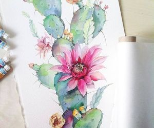 art, flores, and we heart it image
