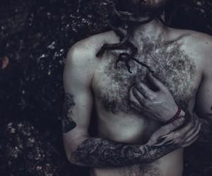 art, art work, and goth image