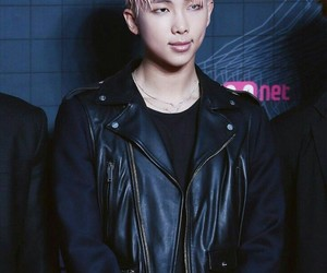 dimples, rap monster, and bts image