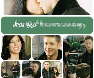 dean winchester, Relationship, and season 3 image