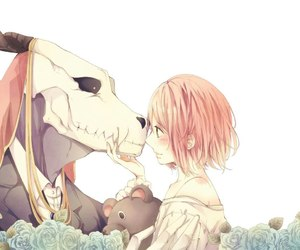 anime, elias, and the ancient magus bride image