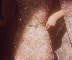 dreamy, fantasy, and haute couture image