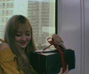 blonde, ullzang, and girlfriend image