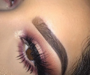 highlight, lashes, and makeup image