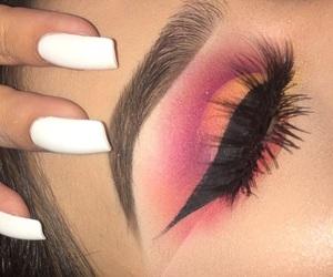 crease, cut, and eyebrow image