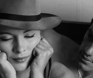 a bout de souffle, breathless, and jean-luc godard image