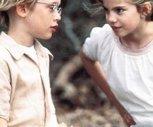 Macaulay Culkin, my girl, and anna chlumsky image