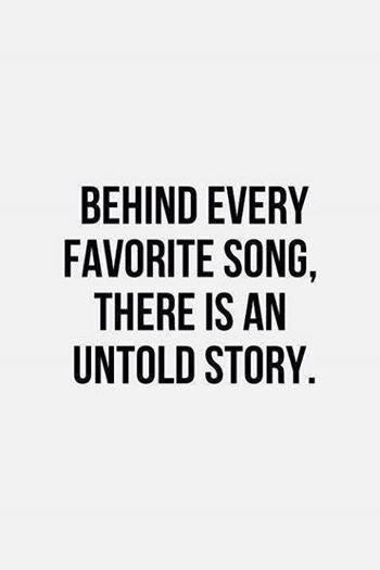 quotes, song, and story image