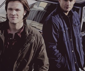 brothers, dean winchester, and edit image