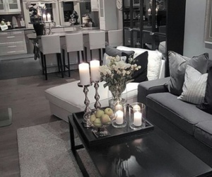 candles, deco, and glamorous image
