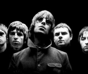 oasis, music, and band image