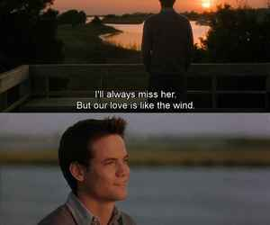 love, A Walk to Remember, and quotes image