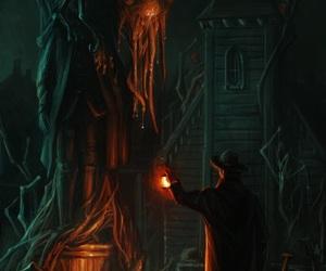 cthulhu and horror image