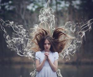 magic, girl, and fantasy image