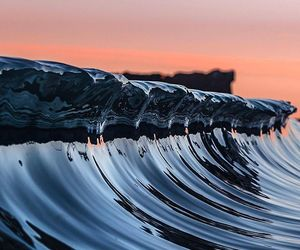 water and waves image