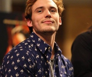 sam claflin, sexy, and actor image