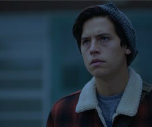 the cw, archie comics, and cole sprouse image