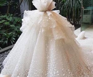 dress, beautiful, and style image