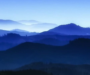 background, beauty, and blue image