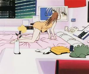 anime, aesthetic, and room image
