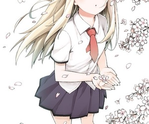 anime, anime girl, and sakurasou image