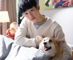 cute and jung hae in image