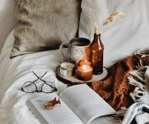 aesthetic, autumn, and bedroom image