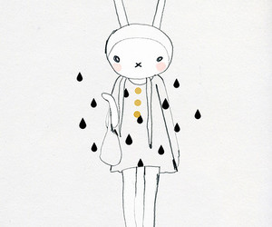 fifi lapin, bunny, and rabbit image