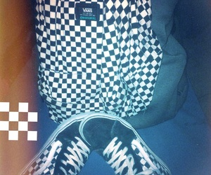artsy, checkerboard, and goals image