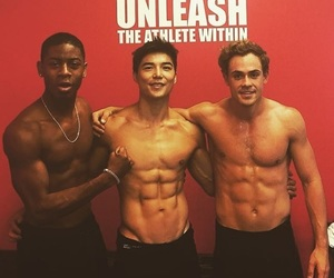 power rangers, rj cyler, and dacre montgomery image