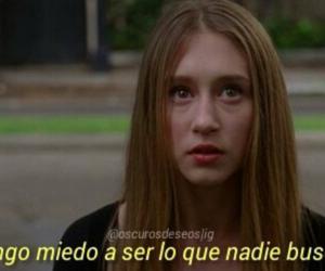 amor, sad, and miedo image