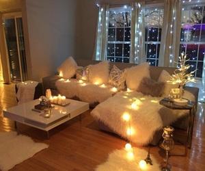 home, christmas, and winter image