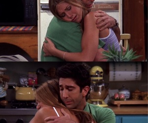 always, David Schwimmer, and Jennifer Aniston image