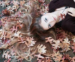 autumn, blonde, and canon image
