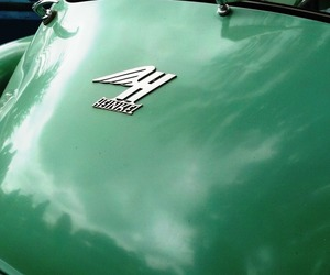 cars, green, and heinkel image