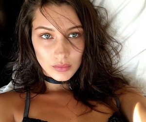 beauty, selfie, and brunette image